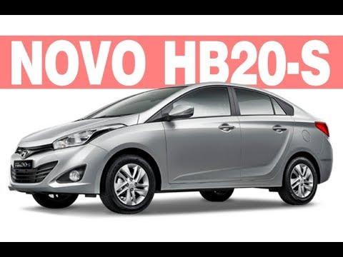 5f61d4f2999c5 Novo Hyundai HB20S 2018 2019 - Ficha Técnica, Preço, Consumo - YouTube