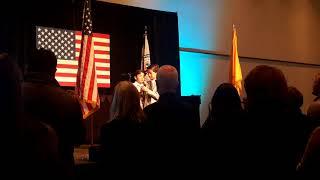 Pledge of Allegiance   Adaiah & Asher Gonzales