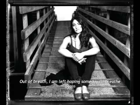 Sara Bareilles  Breathe Again with lyrics