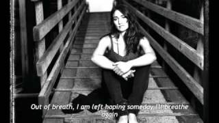 Repeat youtube video Sara Bareilles - Breathe Again with lyrics