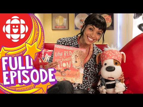 Bookaboo  Little Red and the Very Hungry Lion with Tamara Taylor  CBC Kids