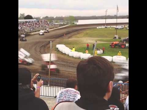Some of Dat Marysville Raceway action