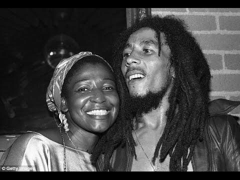 Bob Marley's Wife Rita Marley