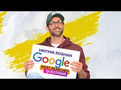 Hrithik Roshan answers the most googled questions about himself