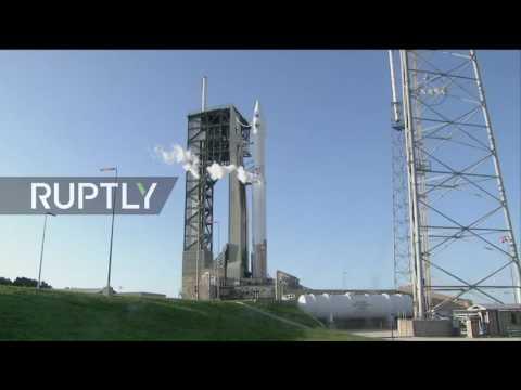 LIVE: ULA Atlas 5 launches NASA's OSIRIS-REx asteroid sample mission
