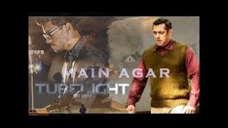 Main Agar - Tubelight | Salman Khan | Deep Das | Song Cover | Reprised Version |  Hit  2017