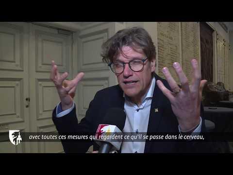 Steven Laureys: un nouvel ambassadeur de la Province de Liège