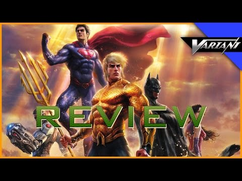 Justice League: Throne Of Atlantis & Batman VS Robin REVIEW!