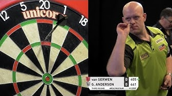 Match of the Day | Van Gerwen v Anderson | Players Championship 6