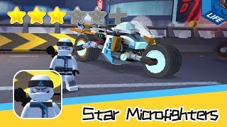 LEGO® Star Wars™ Microfighters - Chapter 2 Walkthrough Super Cool Recommend index three stars
