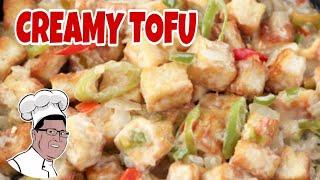 HOW TO MAKE CREAMY TOFUKuya Larry