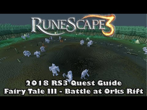 Fairy Tale III - Battle At Ork's Rift - How To Use The Fairy Rings!