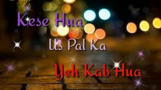Maheroo Maheroo WhatsApp Status lyrics romantic song WhatsApp status