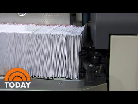 Ballot Counting Already Underway In Florida As Early Voting Surges   TODAY