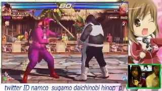 【TTT2】 Take VS Nobi FIRST TO TEN MATCH (13/09/2014)