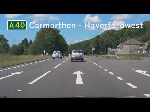 [GB] A40 Carmarthen - Haverfordwest