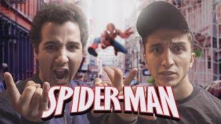 JE SUIS SPIDER-MAN ! - DOUBLAGE (Ft. Sofyan)