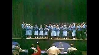 Letsha Le Maduke Gospel singer-Ntate ke Mang.mp4