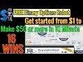 FREE Binary Options Robot - Automatic Trading | Get started from $1 to make $50 or more in 10 Minute