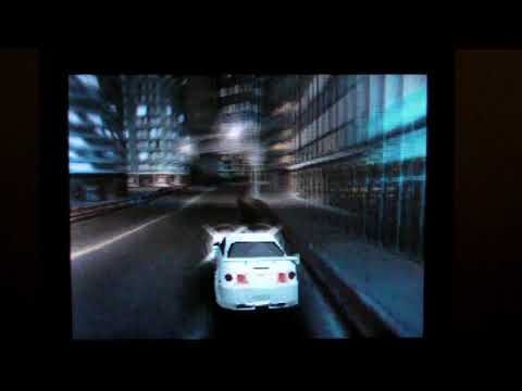 Need For Speed Carbon : Own the City (DS) : Circuit, Centre Ville (Cobalt)