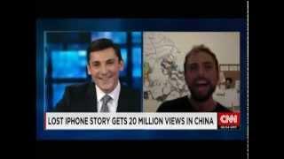 Matt Stopera on CNN International 2-23-15