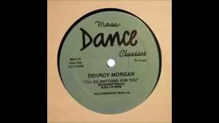 Denroy Morgan - I'll Do Anything For You (1981)