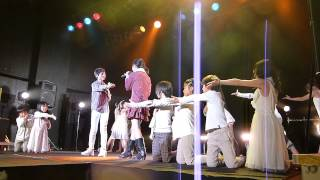 オフィスNOIR 主催 Popcorn vol.4 NOIR TEENS , KIDS LIVE fukuoka Idol...