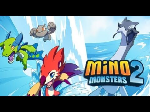Mino Monsters 2 Evolution  Android Gameplay