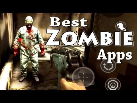 Best Zombie Apps for your iPhone & iPad - App Showcase
