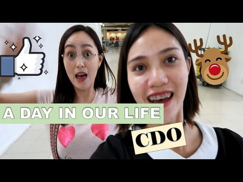 A DAY IN OUR LIFE in CAGAYAN DE ORO CITY
