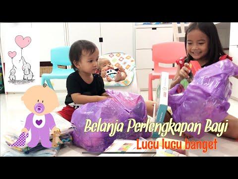 Zara Belanja Perlengkapan Bayi LUCU MURAH UNIK BAGUS 😍 Toko Kebutuhan Bayi lengkap banget