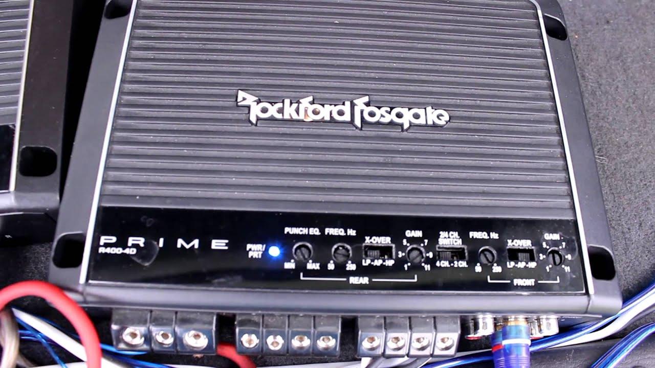 kicker l5 15 rockford fosgate r1200 1d  [ 1280 x 720 Pixel ]