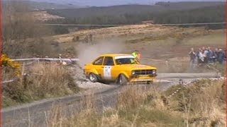 Circuit Of Kerry Rally 2015 Mk2 Escort Magic Highlights HD