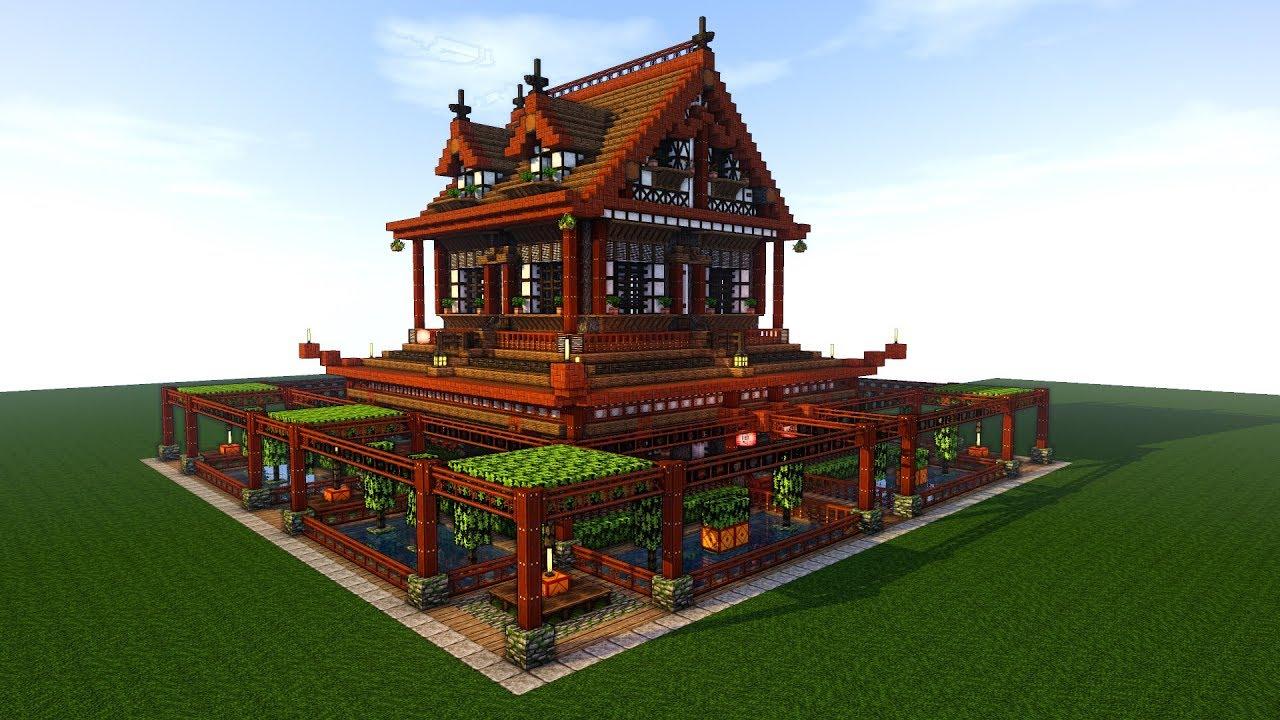Minecraft Tutorial  Epic Survival House Tutorial