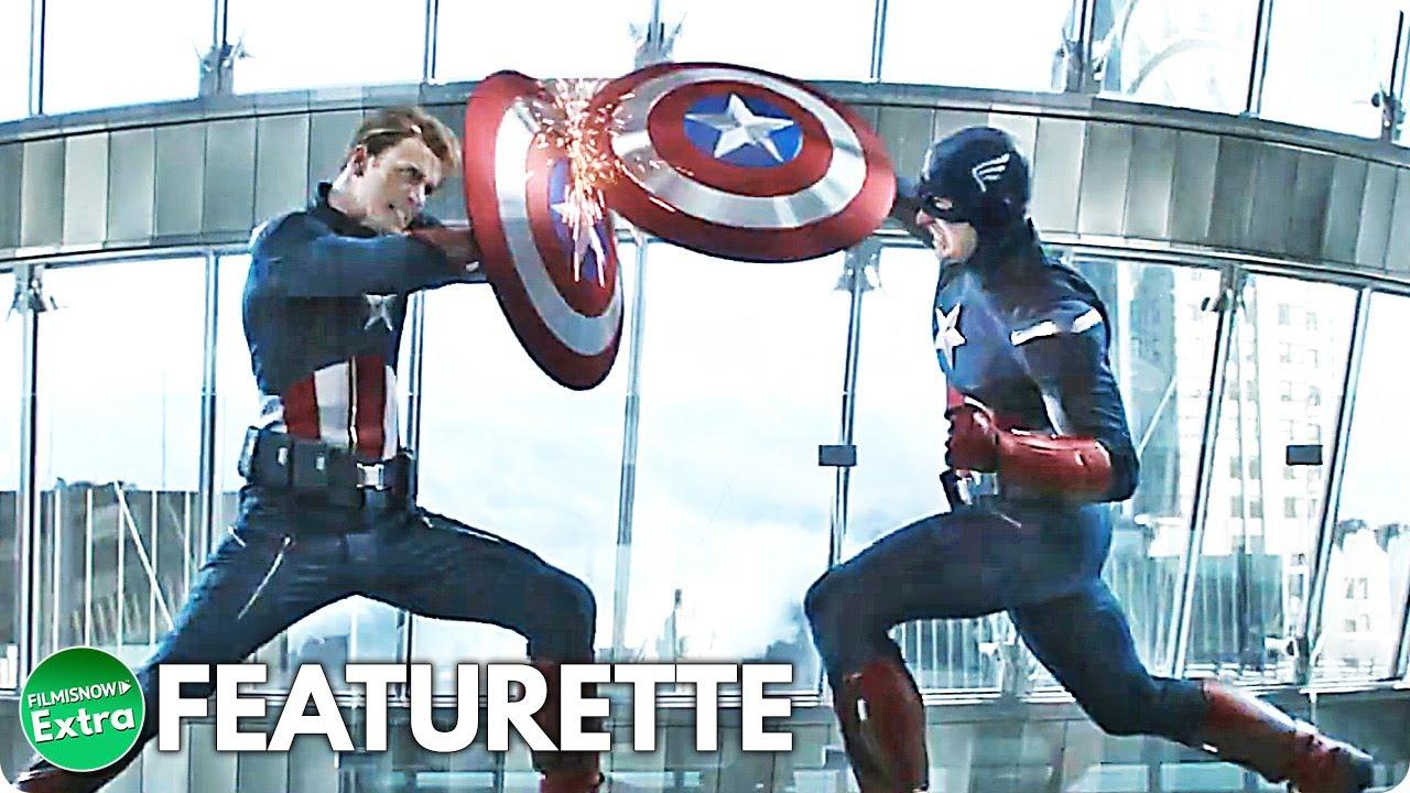 AVENGERS: ENDGAME (2019)   Captain America Featurette