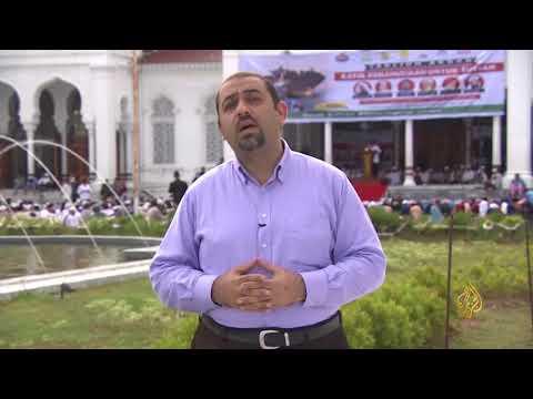 -سفن العون-.. مبادرة إندونيسية لدعم فقراء المسلمين بعدة دول  - 14:22-2018 / 6 / 9