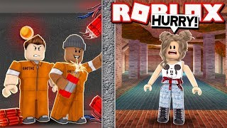 ROBLOX PRISON ESCAPE SIMULATOR