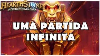 HEARTHSTONE - UMA PARTIDA INFINITA! (PADRÃO C