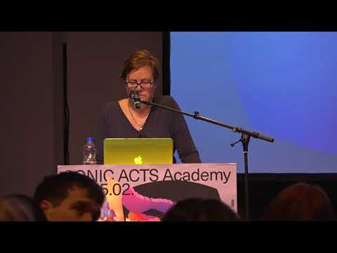 Susan Schuppli - Introduction to 'Unpacking the Processes of Artistic Knowledge'
