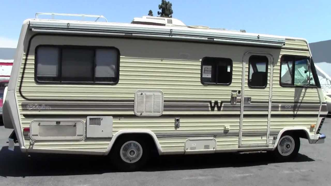 Original Winnebago Motor Homes  13 Photos  RV Dealers  6841 Auburn St
