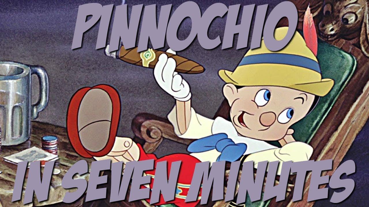 Download Pinnochio in Seven Minutes
