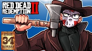 FINDING A NEW HOME & HAVING A HEART! - RED DEAD REDEMPTION 2 - Ep. 34!