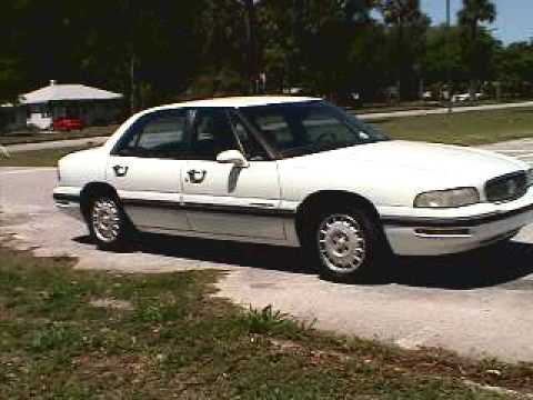 1997 buick lesabre custom sedan youtube. Black Bedroom Furniture Sets. Home Design Ideas