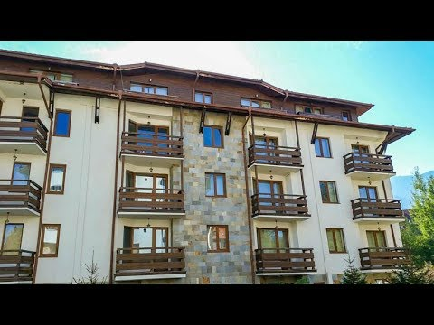 For Sale! Furnished penthouse on cedar Lodge 1, Bansko, Bulgaria