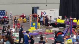 FIRST FRC Power Up Robotics Texas State Championship #2018txsc #sf2m2