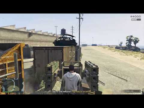 GTA 5 Online - Exit Strategy (Mobile Operation #3)