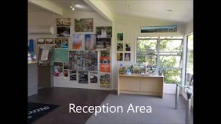 Blue Lake Top 10 Holiday Park Hotel Tour