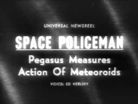 The Big Bounce : Project Echo - 1960 Communication Satellites Educational Documentary - WD