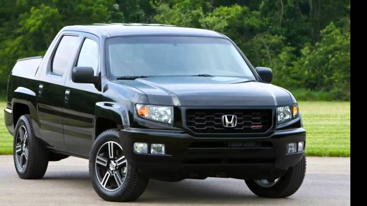 Honda ridgeline jdm