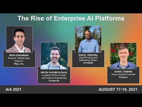 The Rise of Enterprise AI Platforms